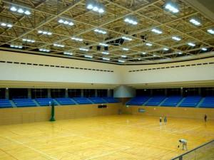 神奈川県スポーツアリーナ様